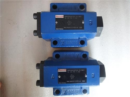 REXROTH 4WE 6 U6X/EG24N9K4/B10 R901278760 Directional spool valves