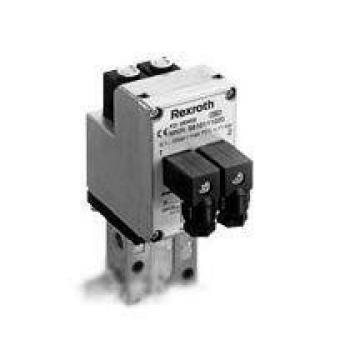 REXROTH 4WE 6 E7X/HG24N9K4/V R900915675 Directional spool valves