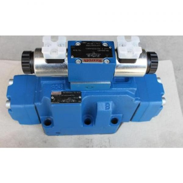 REXROTH 4WE 10 L5X/EG24N9K4/M R900496518 Directional spool valves #1 image